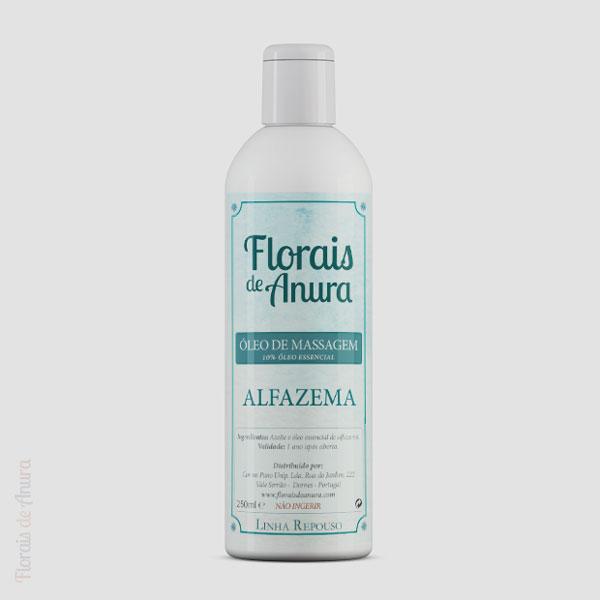 Óleo de Massagem Alfazema 10% - 250ml