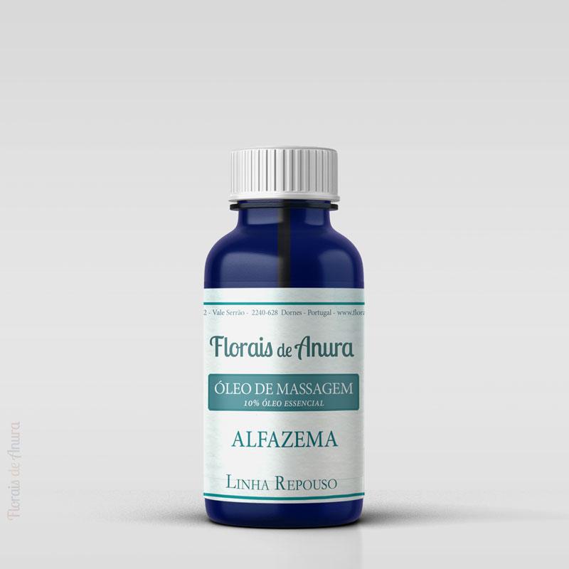 Óleo de Massagem Alfazema 10% - 50ml