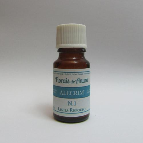 Solução Oleosa N.1 - Alecrim