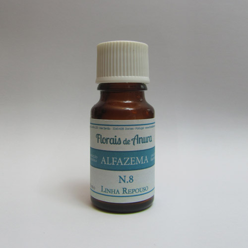 Solução Oleosa N.8 - Alfazema